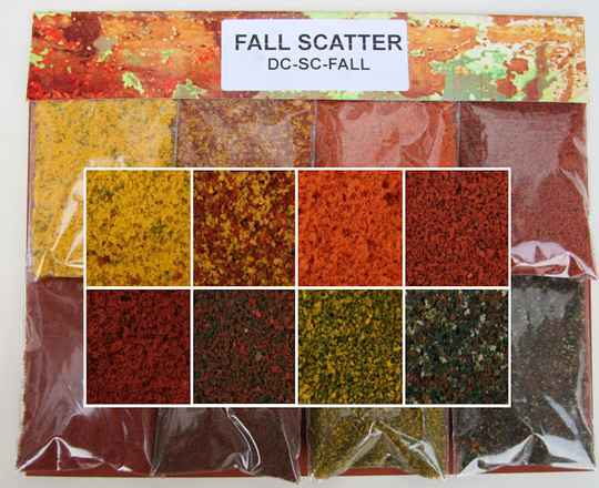 Fall Scatter  DC-SC-FALL