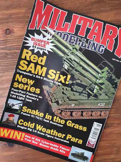 Military Modelling #36  MAG 41