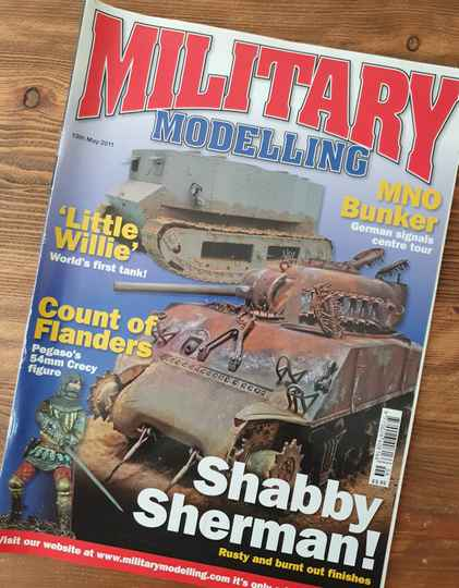 Military Modelling MAG 50