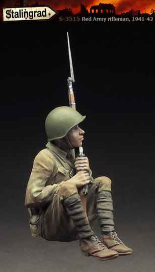Red Army Rifleman STALIN351516.95