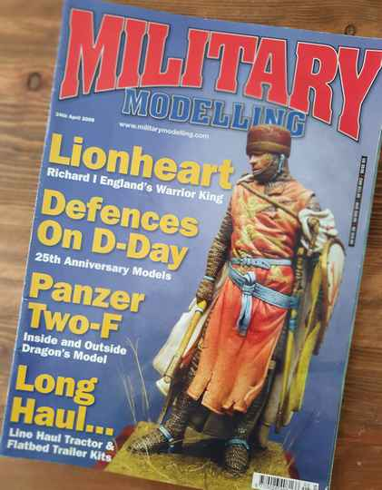 Military Modelling  MAG 49