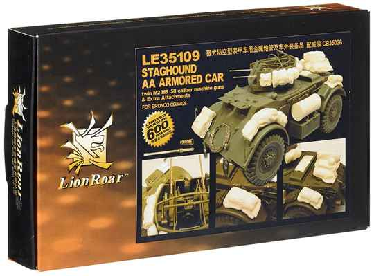 Staghound AA Armored Car  Upgrade LE35109