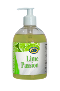Hygiënisch handzeep | Lime Passion | 500 ml.