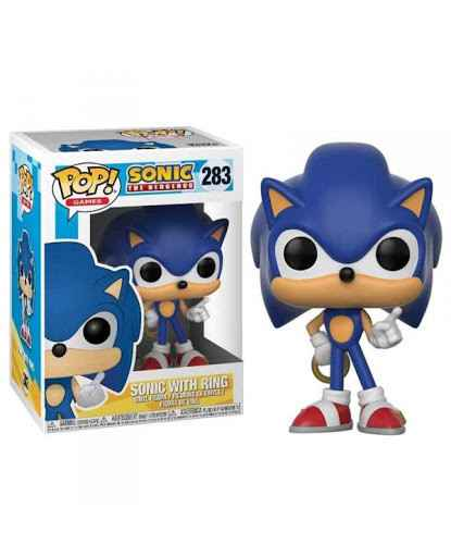 Funko Pop - Sonic the Hedgehog - Sonic with Ring