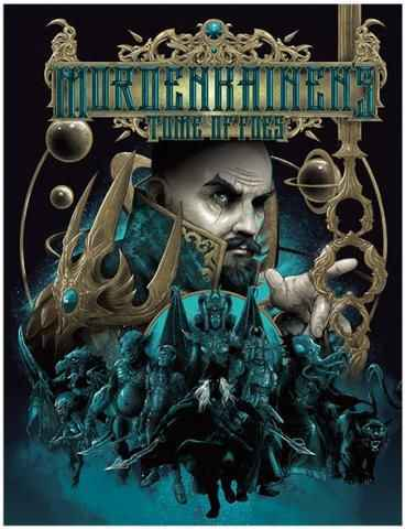 D&D - 5th Ed. - Moderkainen Tome of Foes Limited Edition.