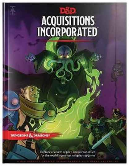 D&D - 5th Ed. - Acquisition Incorperated