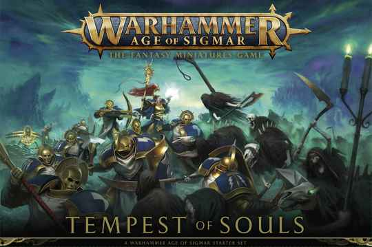 Warhammer AoS - Tempest of Souls