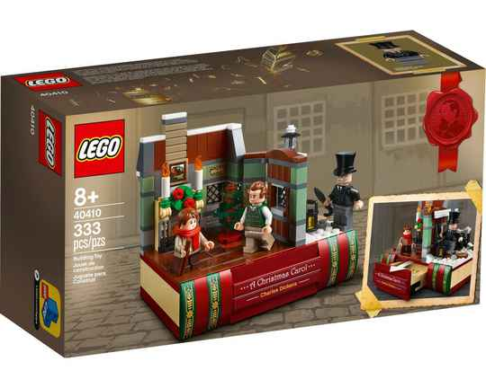Lego 40410 - Charles Dickens Tribute
