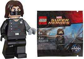 Lego 5002943 - Super Heroes - Winter Soldier