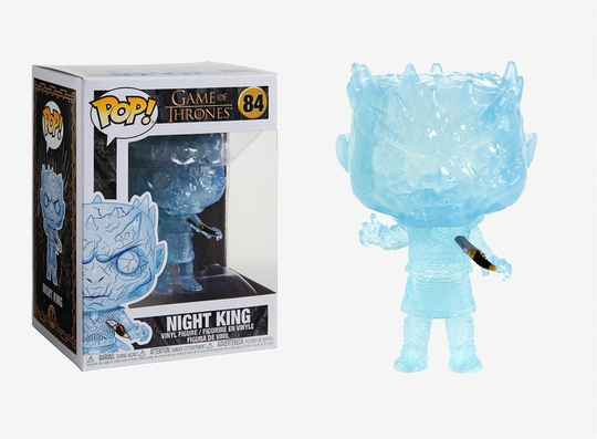 Funko Pop - Game of Thrones - Nightking (with Dagger in Chest)