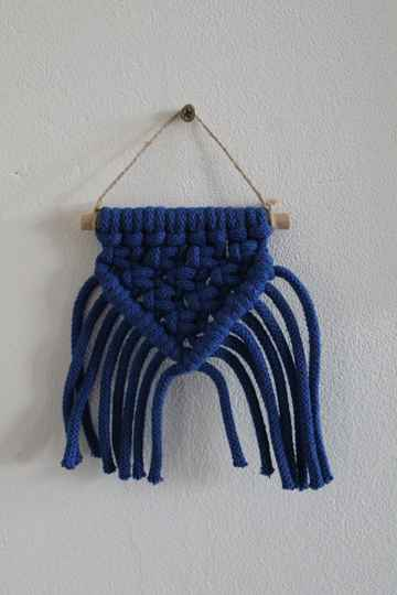Wandhanger m classic blue