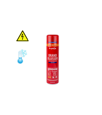 Brandblusser auto 600ml excl. beugel -15˚ (3.4jr)