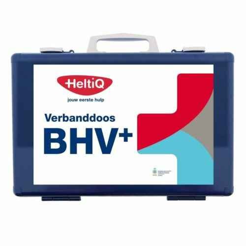 Verbanddoos BHV Bouw & Industrie met 6-modules (1521111)