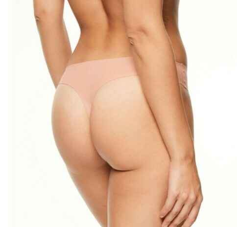 Soft Stretch Naadloze String - 2649 - huidkleur
