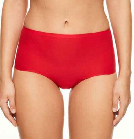 Soft Stretch Naadloze Tailleslip - 2647 - Rood
