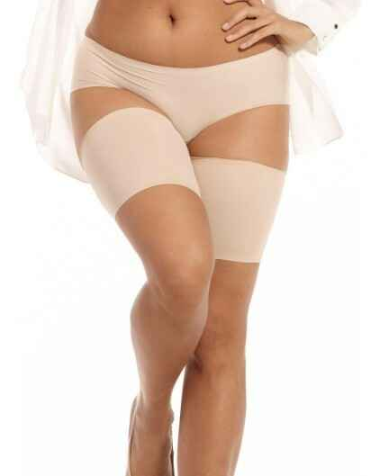 Dijenbanden BE SWEET TO YOUR LEGS van MAGIC Bodyfashion - 75BS - huidkleur