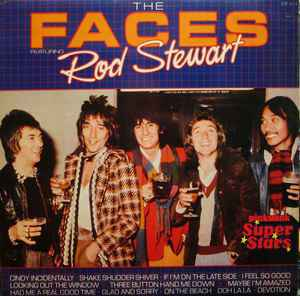 Faces The  Featuring Rod Stewart [idnr:07660]