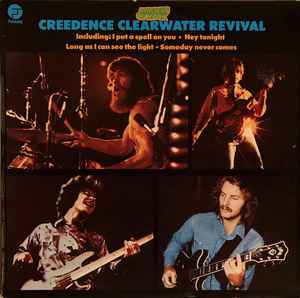 Creedence Clearwater Revival ‎– Masters Of Rock  [idnr:14294]