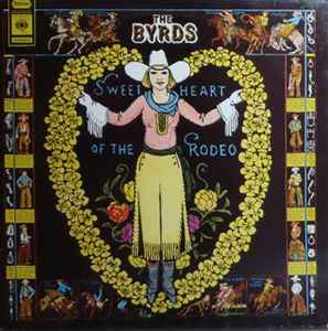 Byrds,The – Sweetheart Of The Rodeo [idnr:14521]