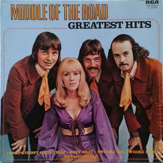 Middle Of The Road – Greatest Hits  [idnr:13390]