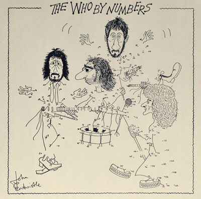 Who, The ‎– The Who By Numbers  [idnr:10931]