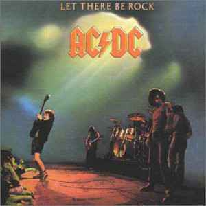 AC/DC ‎– Let There Be Rock  [idnr:14359]