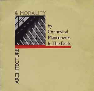 Orchestral Manoeuvres In The Dark ‎– Architecture & Morality  [idnr:14349]