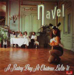 Navel ‎– A Rainy Day At Château Lafite '41 [idnr:08298]