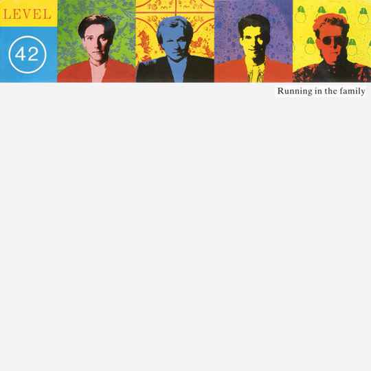 Level 42 ‎– Running In The Family  [idnr:13381]
