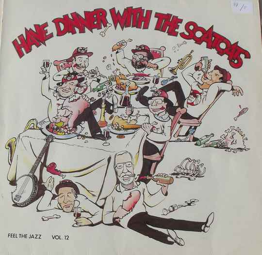 Scat Cats, The – Have Dinner With The Scat Cats  [idnr:13167]