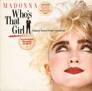 Madonna – Who's That Girl [idnr:07319]