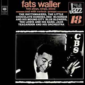 Fats Waller – With Various Groups [idnr:09078]