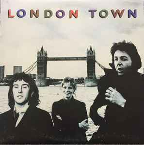 Wings  ‎– London Town [idnr:13247]
