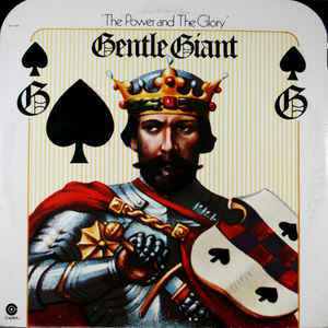 Gentle Giant – The Power And The Glory [idnr:11883]