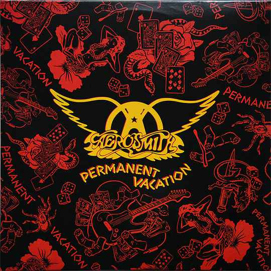 Aerosmith ‎– Permanent Vacation  [idnr:13128]