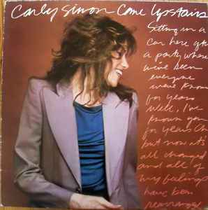 Carly Simon ‎– Come Upstairs [idnr:08291]
