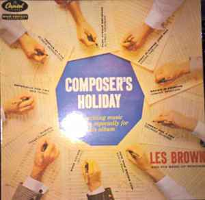 Les Brown And His Band Of Renown ‎– Composer's Holiday [idnr:07758]