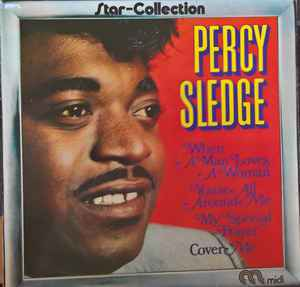 Percy Sledge ‎– Star-Collection  [idnr:06885]