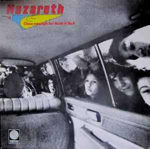 Nazareth ‎– Close Enough For Rock 'N' Roll  [idnr:12959]