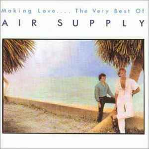 Air Supply ‎– Making Love.... The Very Best Of / Greatest Hits  [idnr:14259]