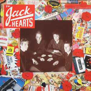 Jack Of Hearts, The – The Jack Of Hearts [idnr:07611]