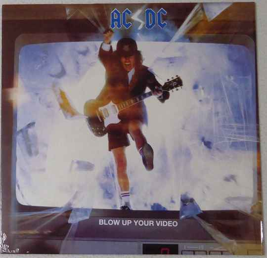 AC/DC ‎– Blow Up Your Video  [idnr:13303]