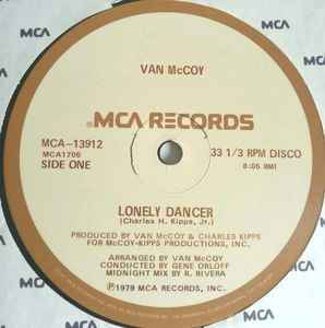 Van McCoy ‎– Lonely Dancer  [idnr:14268]