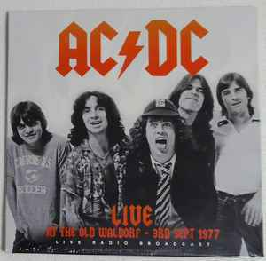 AC/DC – Live At The Old Waldorf - 3rd Sept 1977  [idnr:14717]