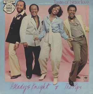 Gladys Knight & The Pips ‎– Taste Of Bitter Love  [idnr:14267]