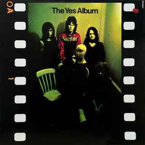 Yes ‎– The Yes Album [idnr:08703]