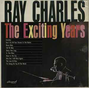 Ray Charles – The Exciting Years [idnr:10232]