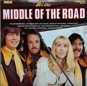 Middle Of The Road – It's The Middle Of The Road [idnr:07496]
