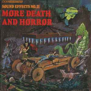 More Death & Horror - Sound Effects No. 21  [idnr:14221]