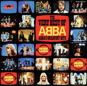 ABBA ‎– The Very Best Of ABBA   [idnr:14292]